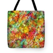 A Trick Of The Light Tote Bag
