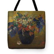 A Vase Of Flowers  Tote Bag