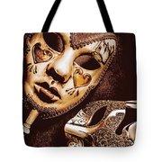 A Venetian Affair Tote Bag