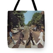 Abby Road Tote Bag
