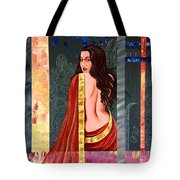 Abhisarika 2 Tote Bag