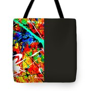 abstract composition K12 Tote Bag