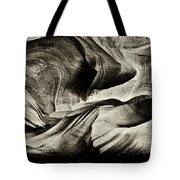 Abstract In Sandstone Slots Tote Bag