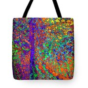 Abstract Visions I Tote Bag