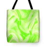 Abstract Waves Painting 0010076 Tote Bag