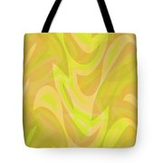 Abstract Waves Painting 0010091 Tote Bag