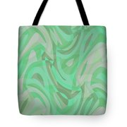 Abstract Waves Painting 0010092 Tote Bag