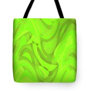 Abstract Waves Painting 0010093 Tote Bag