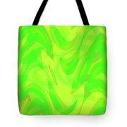 Abstract Waves Painting 0010099 Tote Bag