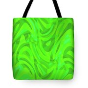 Abstract Waves Painting 0010106 Tote Bag
