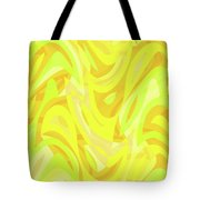 Abstract Waves Painting 0010121 Tote Bag