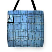 Abstritecture 1 Tote Bag