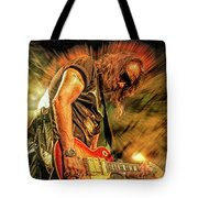 Ace Frehley Tote Bag