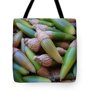 Acorn Harvest Tote Bag