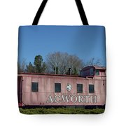 Acworth Ga Tote Bag