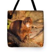 Adorable Mink Tote Bag