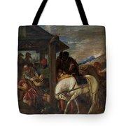 Adoracion De Los Reyes Magos   Tote Bag