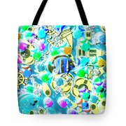 Adventures On Icon Reef Tote Bag
