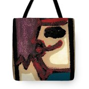 After Mikhail Larionov Oil Painting 1 Tote Bag