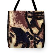 After Mikhail Larionov Oil Painting 2 Tote Bag
