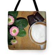 Afternoon Pick-me-up Tote Bag