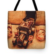 Aged Since 1918 Tote Bag