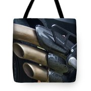 Agusta Racer Pipes Tote Bag