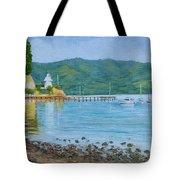 Akaroa Yacht Club Tote Bag