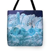 Alaskan Blue Tote Bag