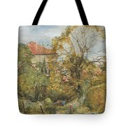 Alexander Fraser, The Younger, October's Workmanship To Rival May Tote Bag
