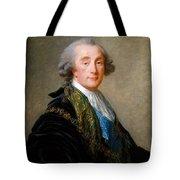 Alexandre Charles Emmanuel De Crussol Florensac        Tote Bag