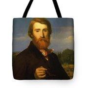 Alfred Bruyas Tote Bag