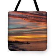 All Saints Day Sunrise Tote Bag