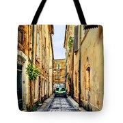 Alley In Avignon Tote Bag