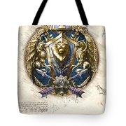 World of Warcraft Alliance Tote Bag
