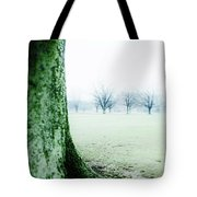 Alone But Not Abandoned Tote Bag