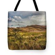 Along The Scottish Highlands Tote Bag