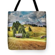 Alpine Beauty Tote Bag