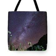 Alpine Milky Way Tote Bag