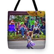 Always Dream...never Grow Up Tote Bag