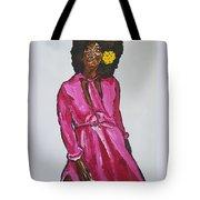 Amara Lanegra Tote Bag