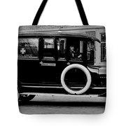 Ambulance - Armstrong And Hotson 1918 Tote Bag