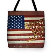 American Coyote Ugly Tote Bag