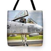 American Warrior Tote Bag
