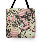 Americana Audio Tote Bag