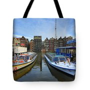 Amsterdam Central Tote Bag