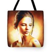 Anastasia Portrait Tote Bag