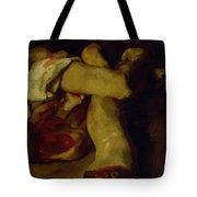 Anatomical Pieces Tote Bag