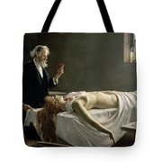 Anatomy Of The Heart, 1890 Tote Bag