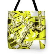 Anchors Above - Icons Below Tote Bag